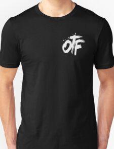 OTF White on Black (Small) T-Shirt