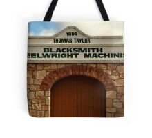 Elements of Terowie, South Australia Tote Bag
