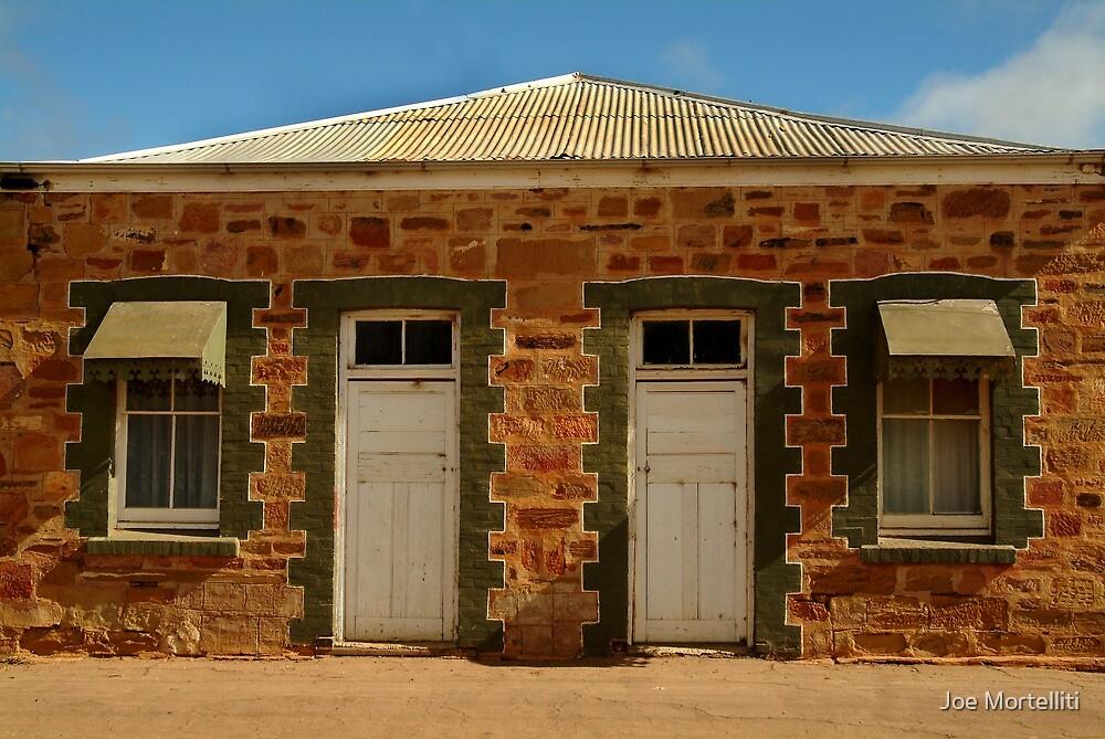 Elements of Terowie,South Australia by Joe Mortelliti