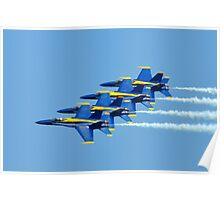 The Blue Angels 6.14.15.4547 Poster