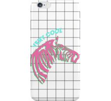 Cool zebra iPhone Case/Skin
