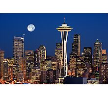 Sleepless in Seattle Photographic Print