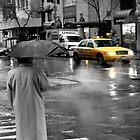 Rainy NYC (USA) by BGpix