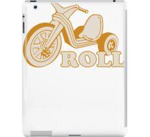 Big Wheel Funny TShirt Epic T-shirt Humor Tees Cool Tee iPad Case/Skin