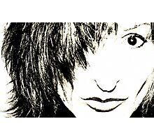 Me, Myself an I Photographic Print