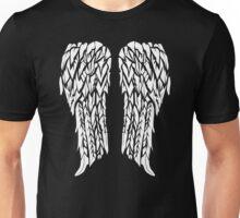 Biker Wings Funny TShirt Epic T-shirt Humor Tees Cool Tee Unisex T-Shirt