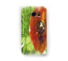 Photo drawing tulips Samsung Galaxy Case/Skin