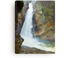 Waterfalls in New Hampshire Metal Print