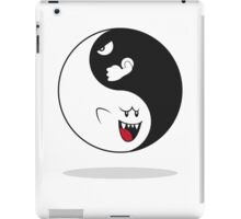MARIO. Ghost Boo and Bullet Bill iPad Case/Skin