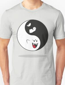 MARIO. Ghost Boo and Bullet Bill T-Shirt