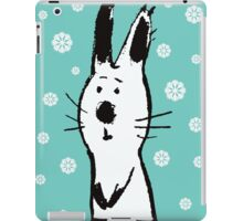 Snow Rabbit iPad Case/Skin