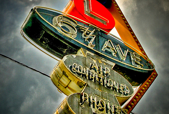 6th AVE by Bruce  Dickson