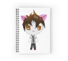 1D Louis Chibi Spiral Notebook