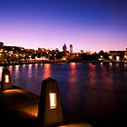 East Perth Lights by Andrew  Semark
