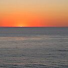 leucadia sunset by Bruce  Dickson