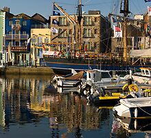 Plymouth Barbican UK. by DonDavisUK