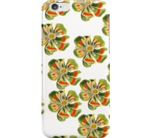 Fantasy Tulip tree flower iPhone Case/Skin