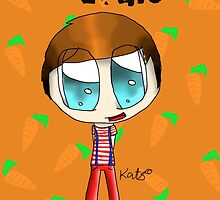 Chibi Louis from One Direction by SpottiClogg
