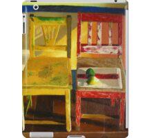 The Chairs iPad Case/Skin