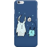 Two Little Monsters iPhone Case/Skin