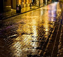 Paved with Gold by maxblack