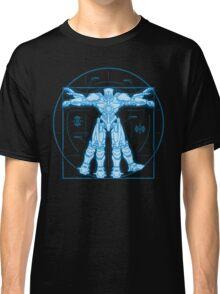 Vitruvian Jaeger Classic T-Shirt