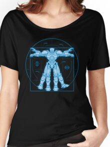 Vitruvian Jaeger Women's Relaxed Fit T-Shirt