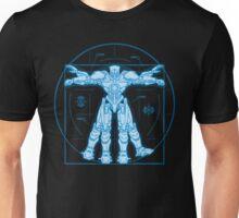 Vitruvian Jaeger Unisex T-Shirt