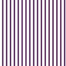 Pencil skirt With Slimming Purple Vertical stripes by Melissa Park