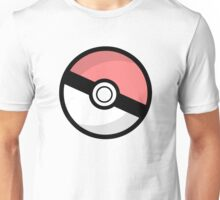Pokeball - Catch them all! Unisex T-Shirt