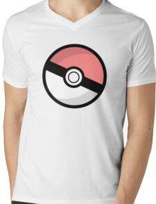 Pokeball - Catch them all! Mens V-Neck T-Shirt