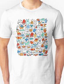 Mad Monster Friends T-Shirt