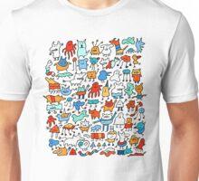 Mad Monster Friends Unisex T-Shirt