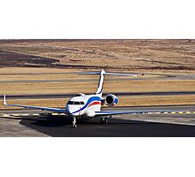 Bombardier BD-700-1A11 Global 5000 Photographic Print