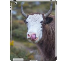 Yak Bath iPad Case/Skin