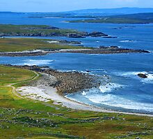 Donegal  Coastline.Ireland by EUNAN SWEENEY