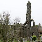 St Andrews Cathedral churchyard and ruins by BronReid