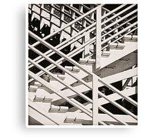 railings Canvas Print