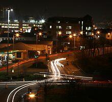 Aberdeen Traffic by nick9