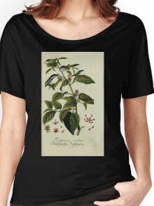 Plantarum Indigenarum et Exoticarum - Lukas Hochenleitter und Kompagnie 1788 - 320 Women's Relaxed Fit T-Shirt