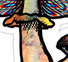 Papa Shroom  Sticker