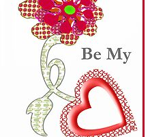 Be My Valentine by Brenda Cheason