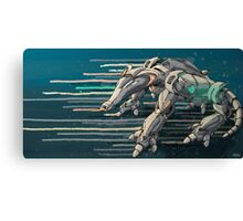 ANDROID ANTEATER Canvas Print
