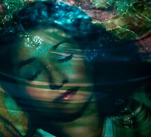Sleeping In Dreams - the colours of my mind by Gemma Burleigh