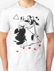 Spanish Tango Lovers T-Shirt