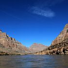 In the Grand Canyon  by Leila Cutler
