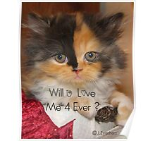 Will U Love Me 4 Ever ? Poster