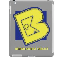 Beyond Kayfabe Podcast - The New Generation V.2 iPad Case/Skin
