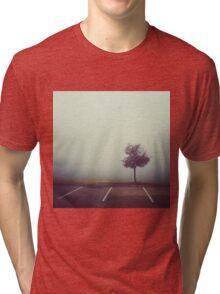 Misty Tree Tri-blend T-Shirt
