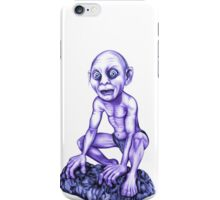 Gollum - Lord of the Rings iPhone Case/Skin